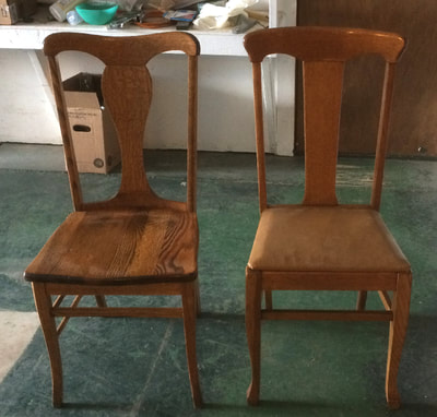 Chair and furniture repairs.